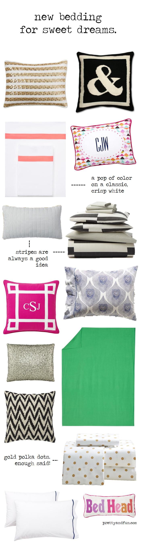 Bedding-Favorites