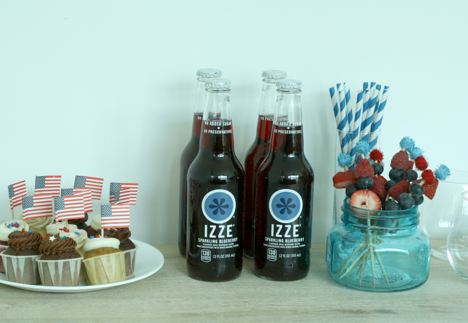 Memorial Day Made Easy with IZZE.