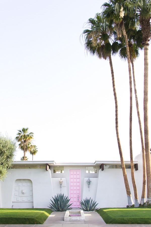 A Weekend in Palm Springs.