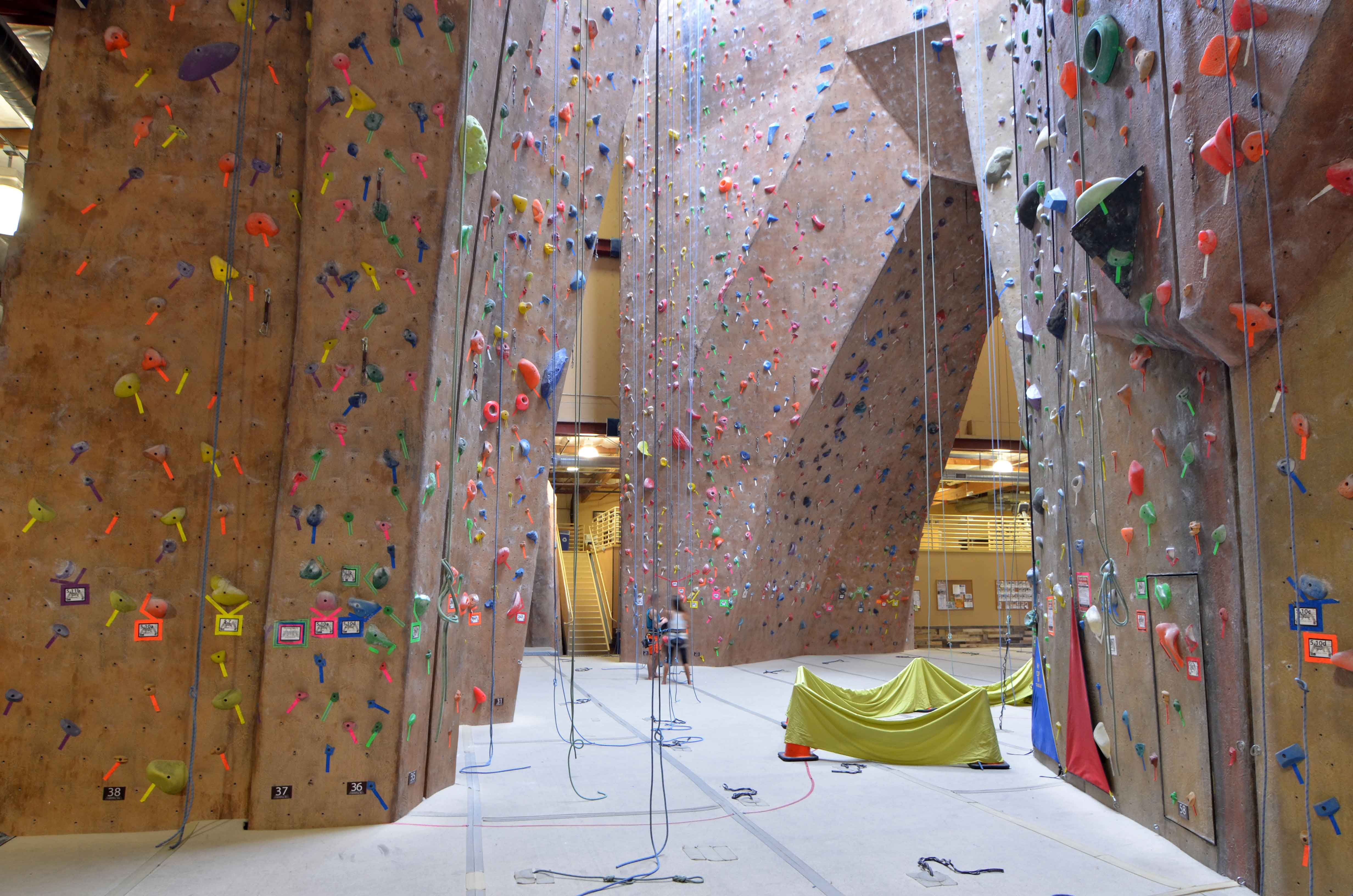 Gallery For Rock Wall Climbing Images