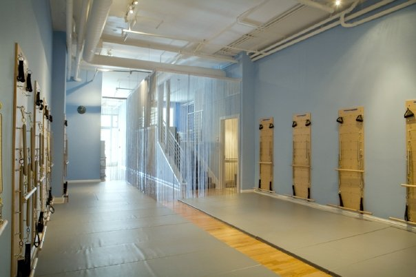 Workout Review // Burn Pilates in San Francisco.