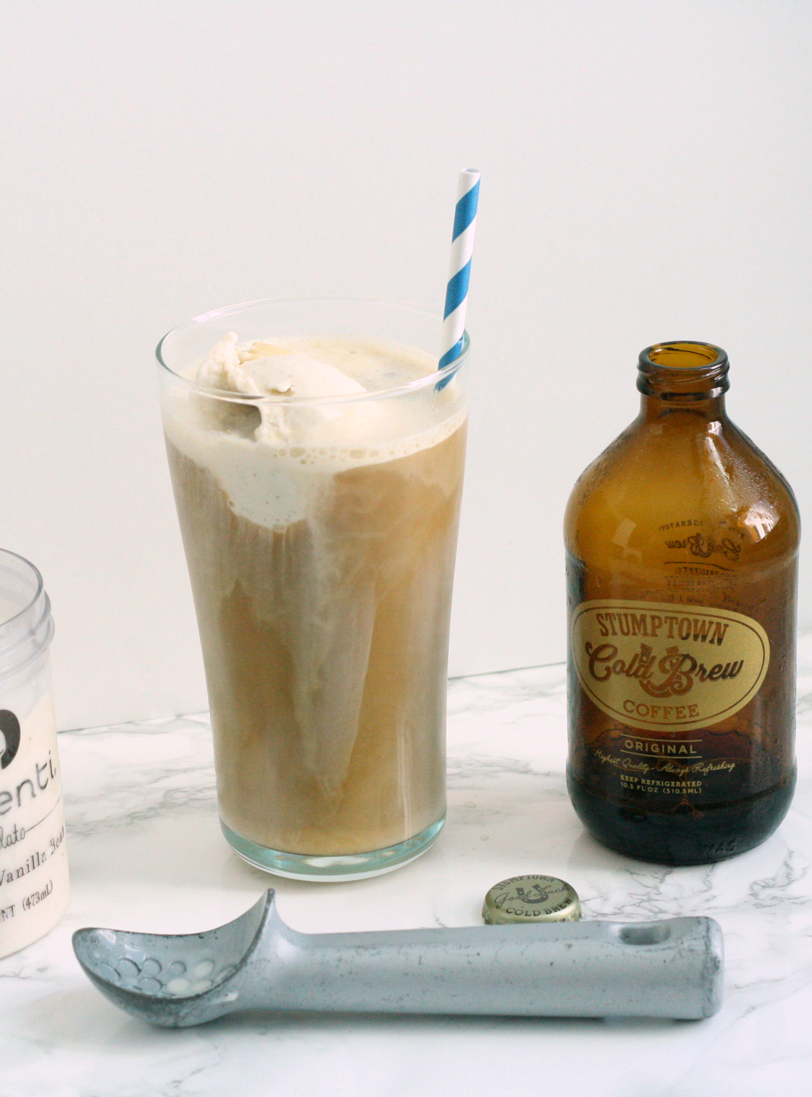 The Cold Brew Coffee Float.