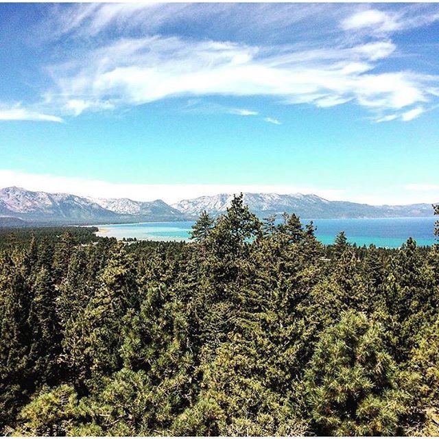 A Weekend In Lake Tahoe