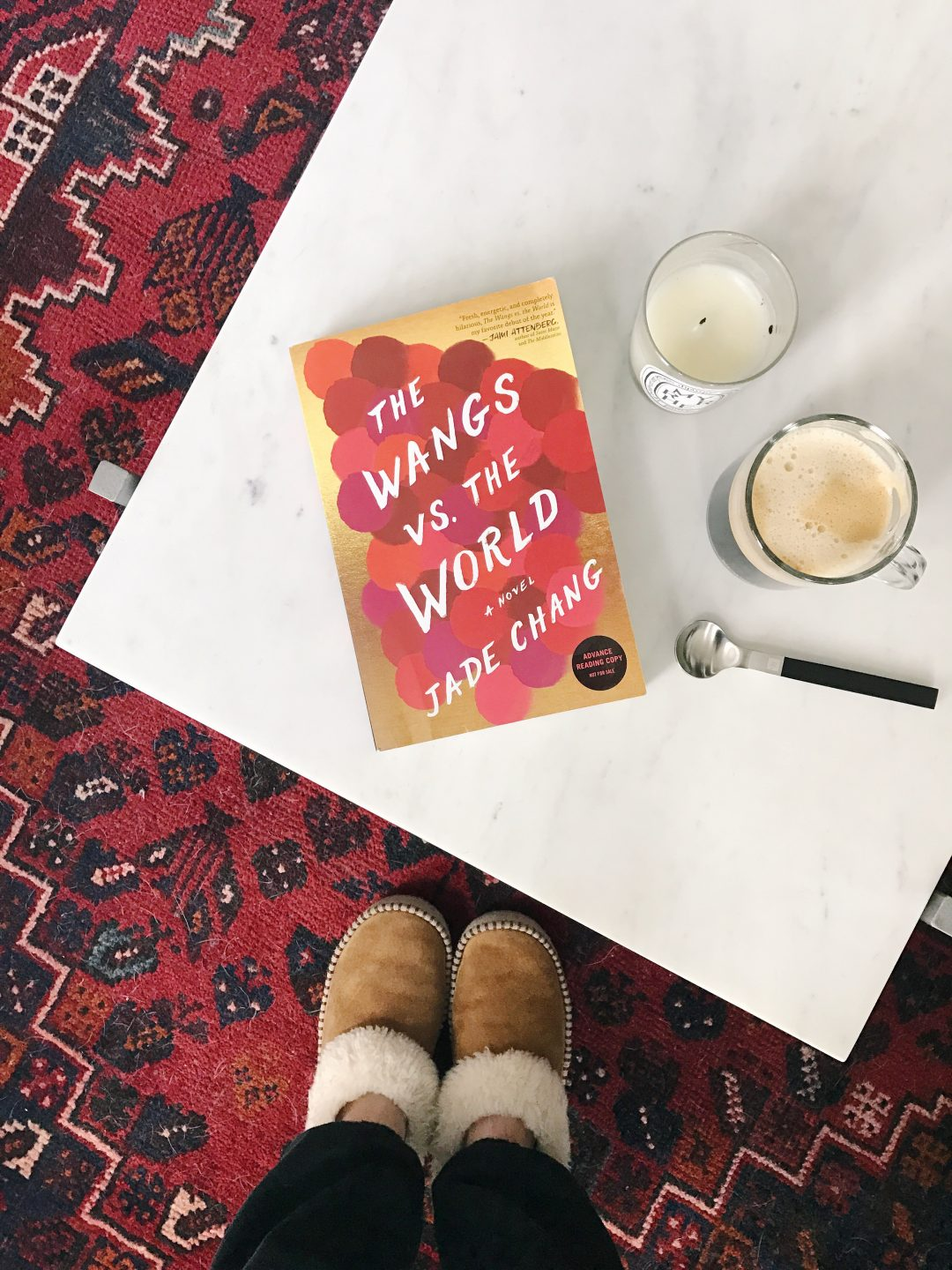 Recently Read // The Wangs vs. The World.