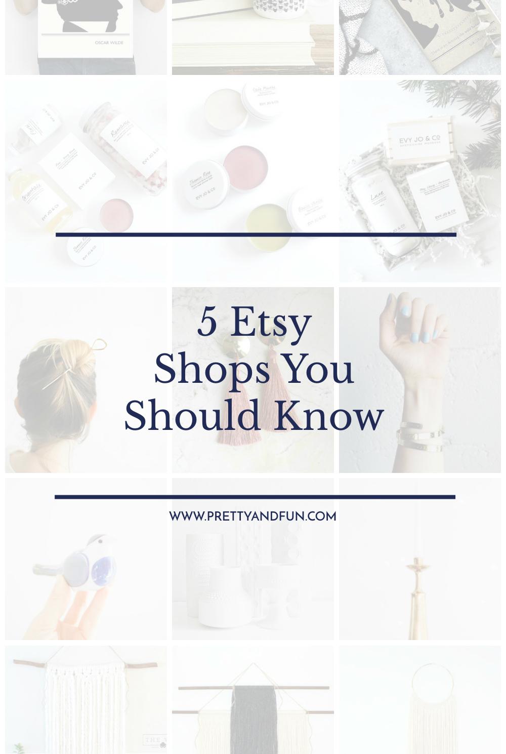 Shops You Should Know // V47.