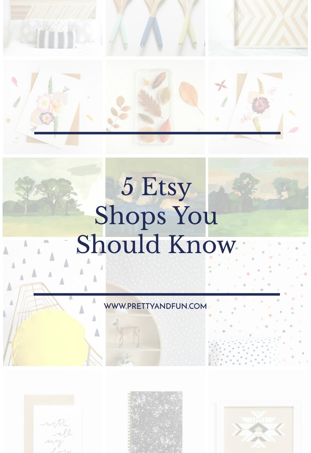 Shops You Should Know // V48.