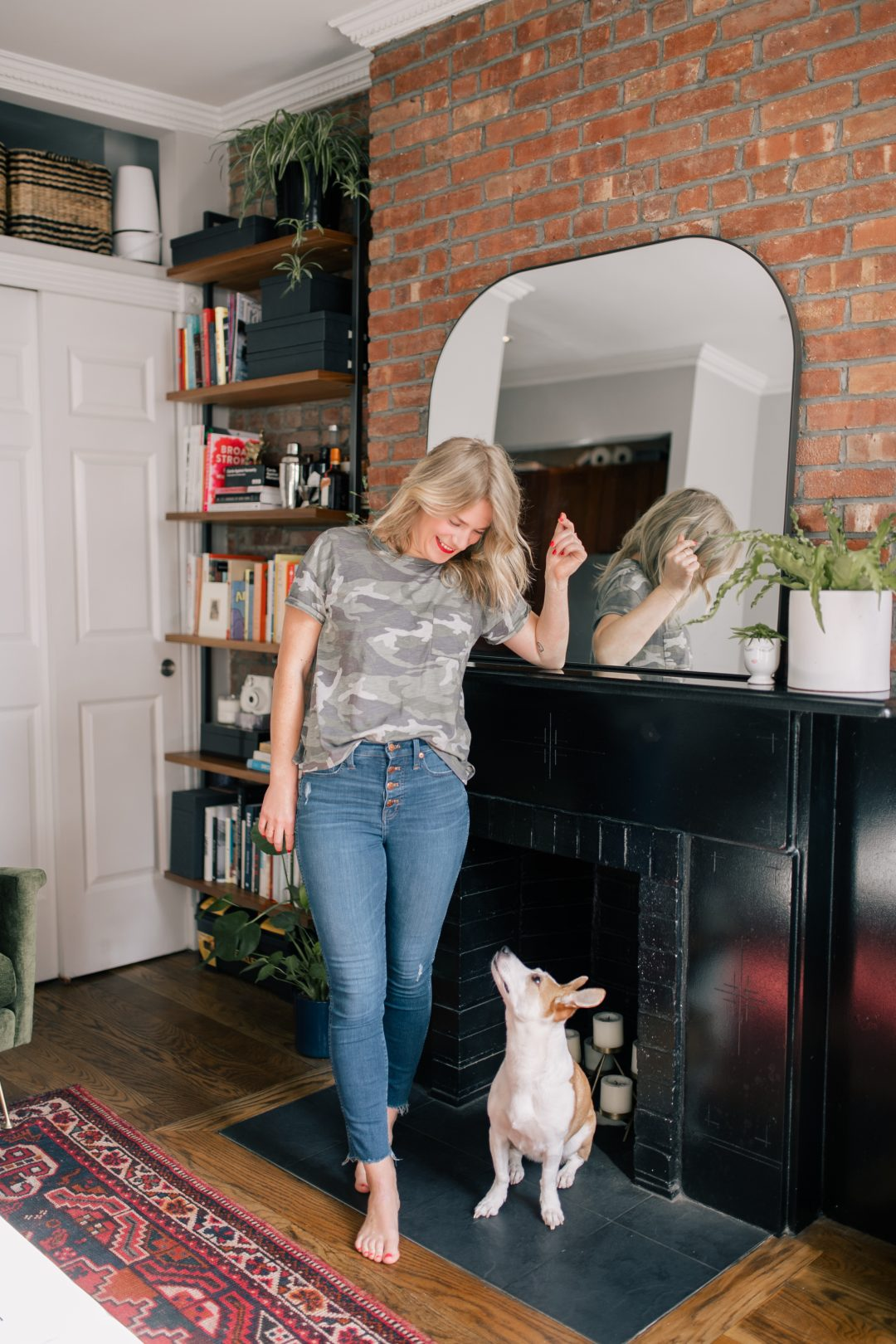 West Village Apartment Home Tour.